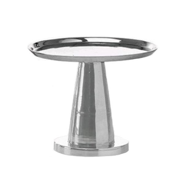 tavolino cromato