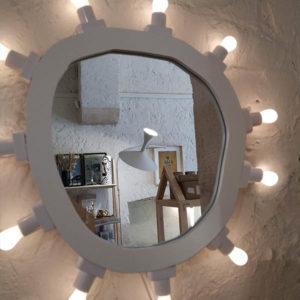 SELETTI – Specchio Lumiere – 35Cm