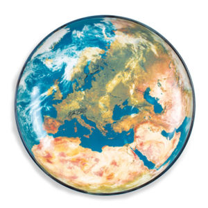 SELETTI- Earth Europe – Vassoio Terra