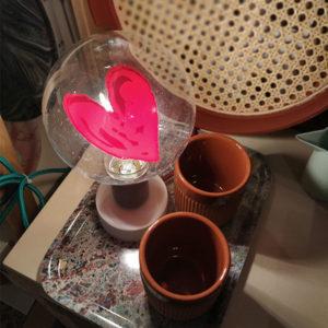 FILOTTO – Lamps for Dreamer Heart – Lampadina