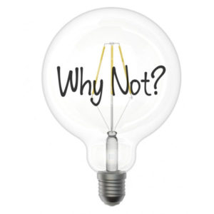 FILOTTO – Why Not- Lampadina