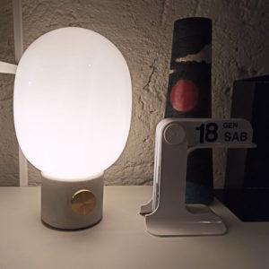 MENU AS – JWDA Concrete Lamp
