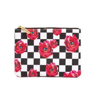 SELETTI- Toiletpaper – Case Roses -pochette
