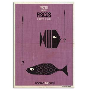 Federico Babina – Zodiacdesign – Pisces – A4