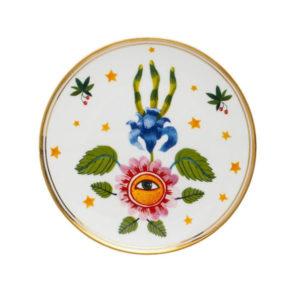 BITOSSI – Fiore Occhio – piatto dolce
