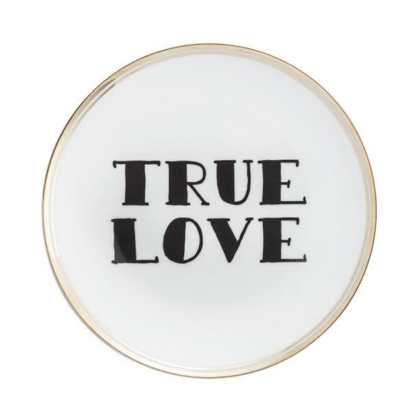 Piatto True Love bitossi