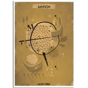 Federico Babina – Monthink – March – A4