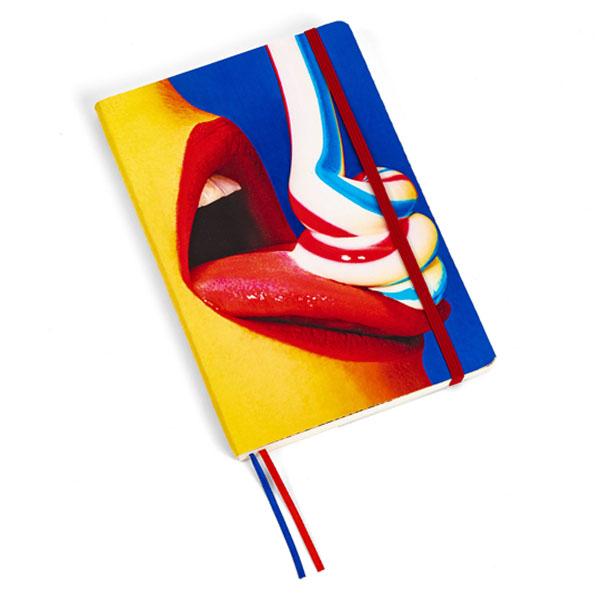 SELETTI- Toiletpaper - Notebook Big Toothpaste