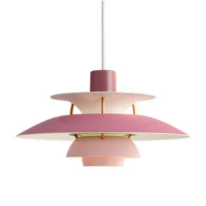 LOUIS POULSEN – PH5 Mini – Rosa -sospensione