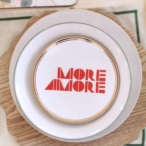 BITOSSI - More Amore - piatto dolce