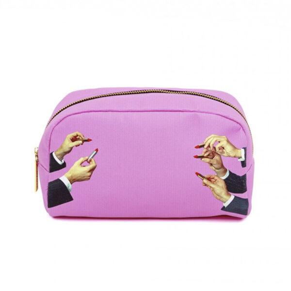 SELETTI - Beauty Case Lipsticks- Toiletpaper