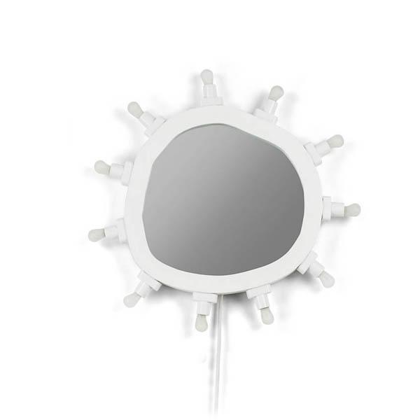 SELETTI - Specchio Lumiere - 35Cm