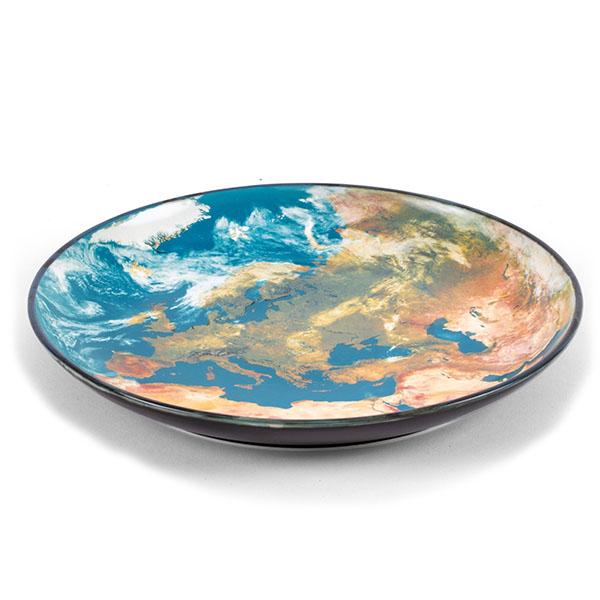 SELETTI- Earth Europe - Vassoio Terra