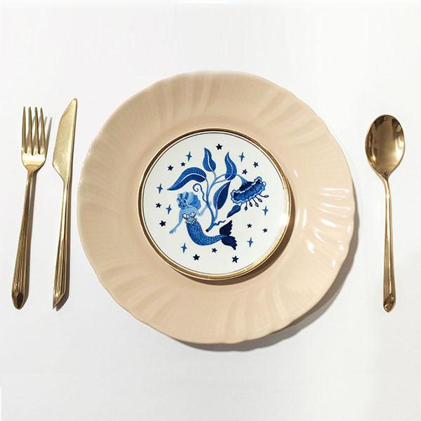 BITOSSI - Sirena - piatto dolce