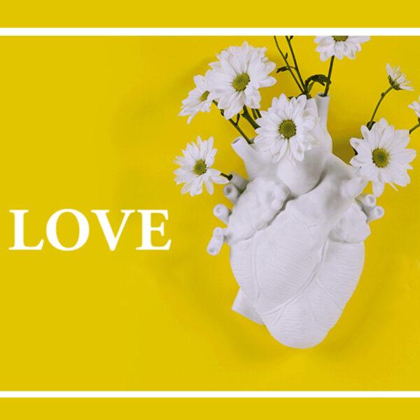 SELETTI Love in Bloom