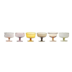 Bitossi Home – Set 6 Coppette Forme Assortite- Nuance