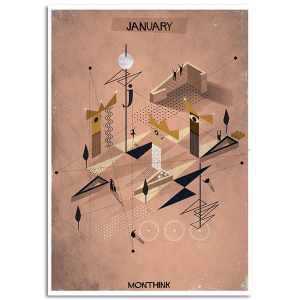 Federico Babina - Monthink - january - A4