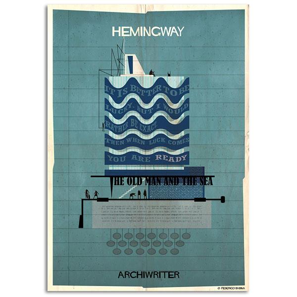 FEDERICO BABINA - Hemingway - Archiwriters - A3