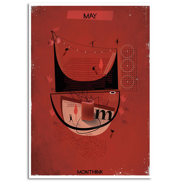 Federico Babina - Monthink - May - A4