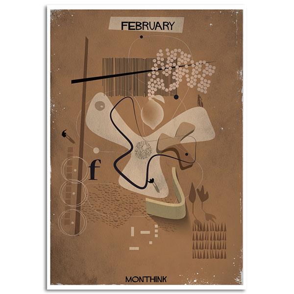Federico Babina - Monthink - February - A4