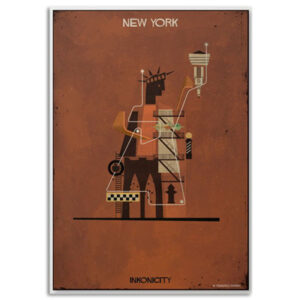 FEDERICO BABINA – New York – Inkonicity- A3