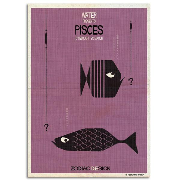 Babina Federico - Zodiacdesign - Pisces - A4