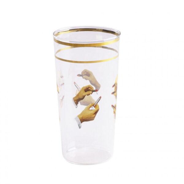 SELETTI Glasses Lipsticks- Toiletpaper