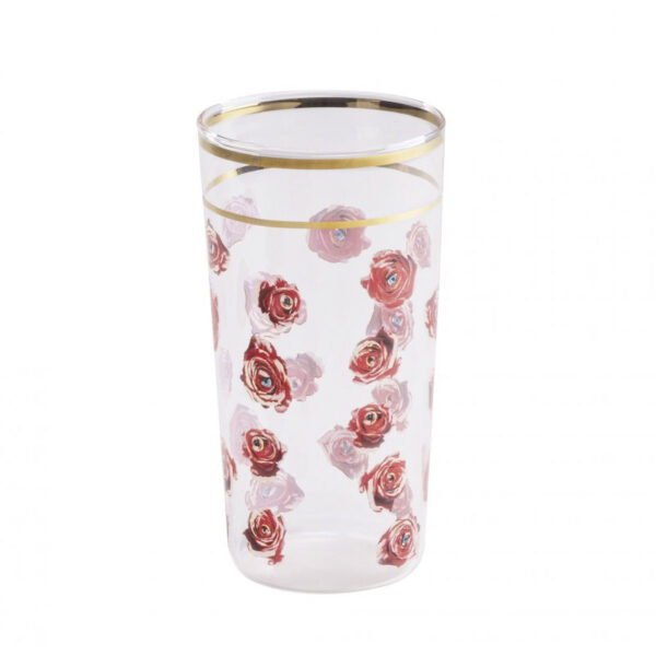 SELETTI Glasses Roses- Toiletpaper
