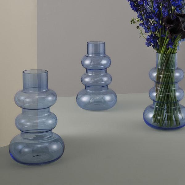 Normann Copenhagen - Balloon Vase Large Blue
