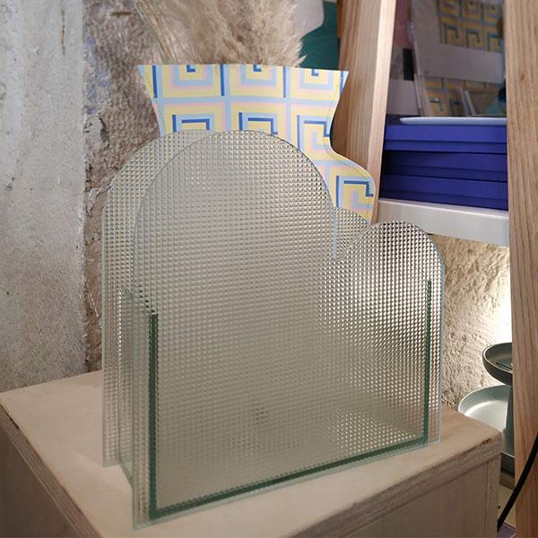 & Klevering - Vase Arch Crystal