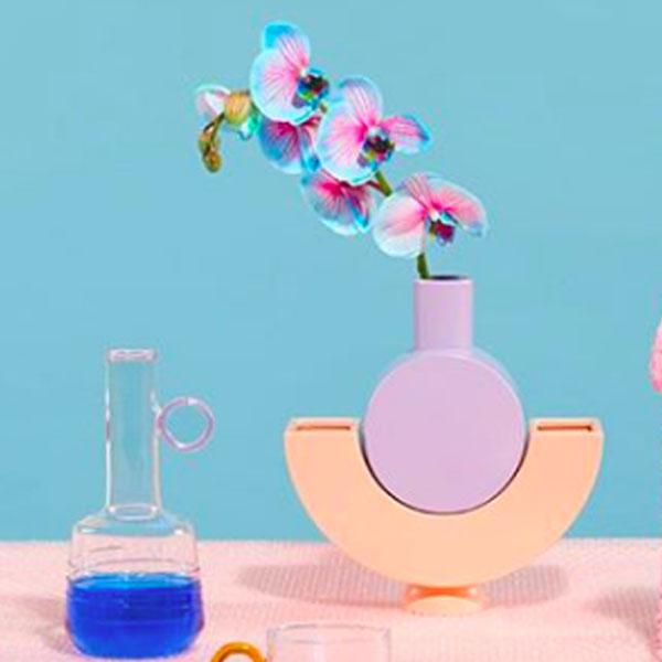 & Klevering - Vase Curve set of 2
