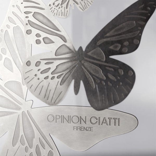 Opinion Ciatti - Madama.B - Acciaoio inox