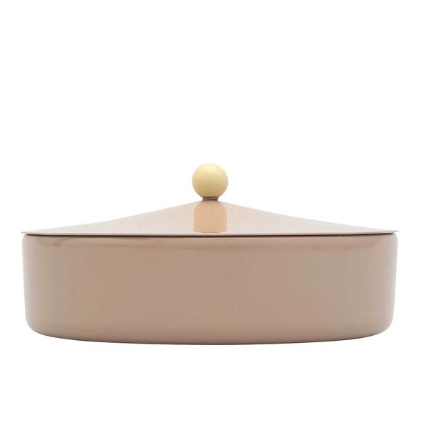 Normann Copenhagen - Marquee Box Large Golden Khaki