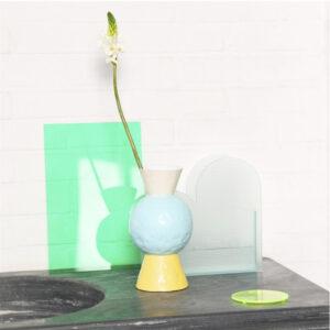 & Klevering – Vaso Origami Blue