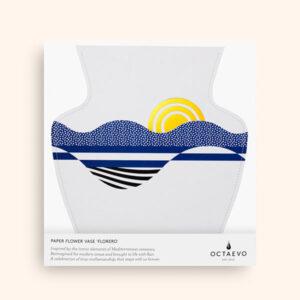 OCTAEVO – Paper Vase Salina