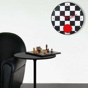 REXITE – Appuntamento Scaccomatto – Orologio a pendolo da parete