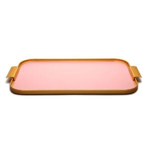 KAYMET – Vassoio Diamond Pink/Gold -S18