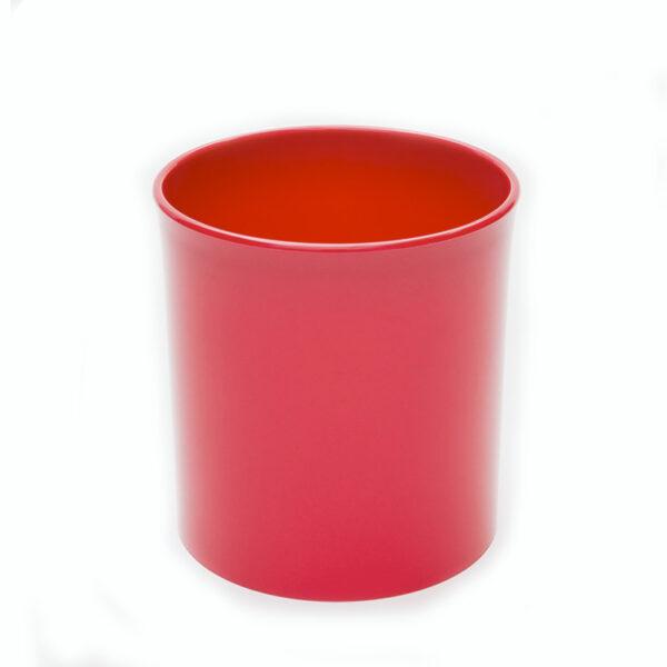 Danese Milano - Koro - Enzo Mari- Cestino rosso