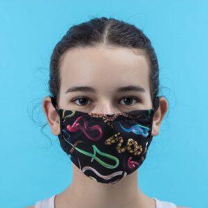 SELETTI- Facemask Snakes M/L