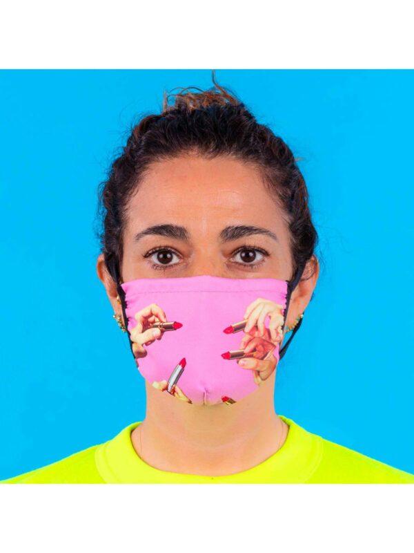 SELETTI- Lipstick Pink Size S/M