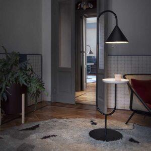 Miniforms – Ozz Tavolino con lampada