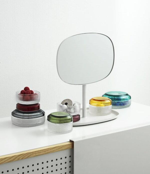 Normann Copenhagen - Specchio Flip Sabbia