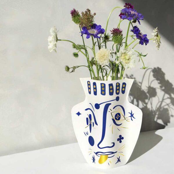 OCTAEVO - Jaime Hayon Paper Vase