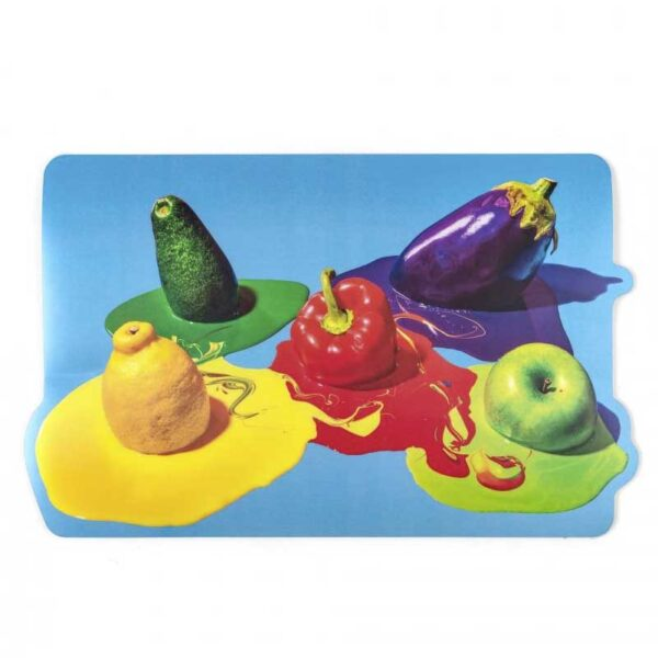 SELETTI- Toiletpaper Tablemat Vegetables
