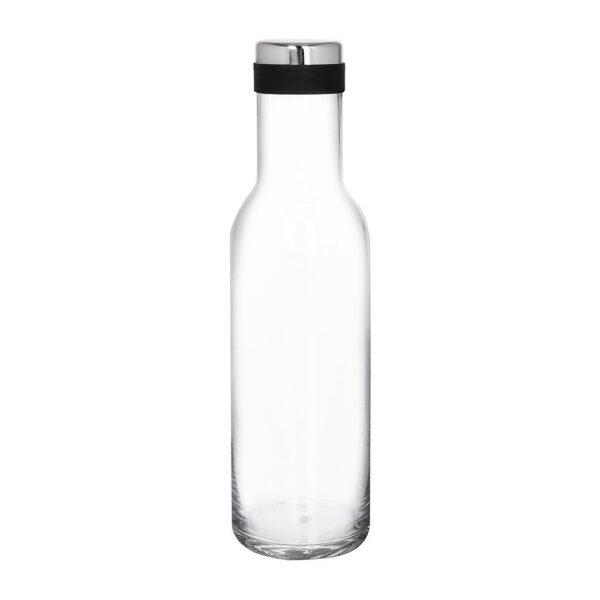 MENU AS - Bottiglia Carafa con tappo acciaio