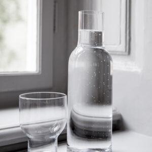 MENU AS – Bottiglia Carafa con tappo acciaio