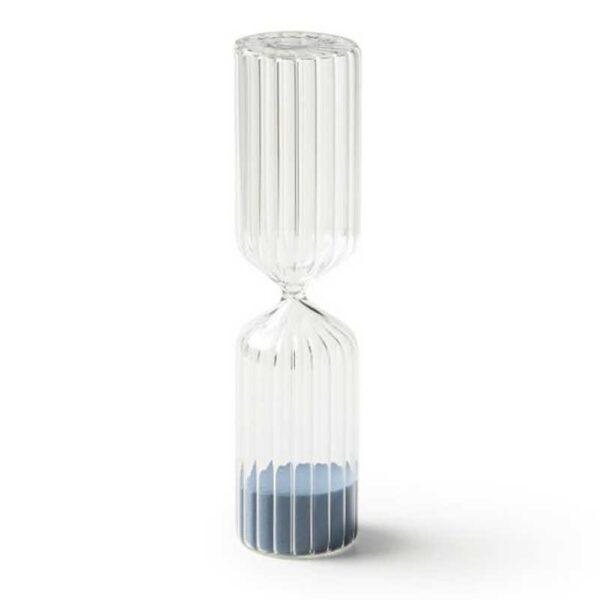 BITOSSI - Time Clessidra Romantic Trasparente/Carta da zucchero