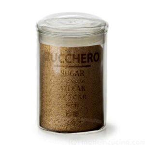 Bitossi Home – Barattolo zucchero vetro borosilicato