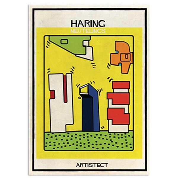 FEDERICO BABINA - Artistec Haring A3