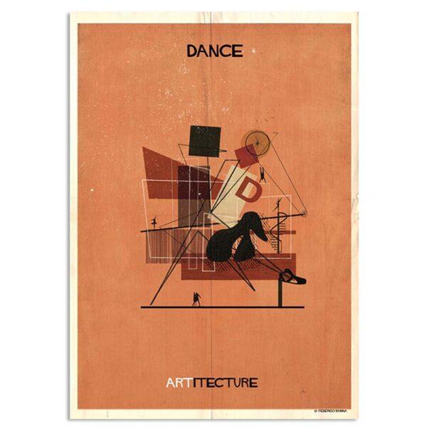 Federico Babina - Aertitecture - Dance - A4